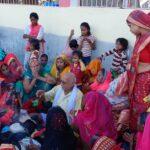 जितिया पर्व पर माताओं ने पुत्र की लंबी उम्र के लिए पूजा अर्चना की